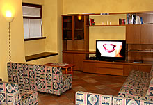 Sala TV e relax